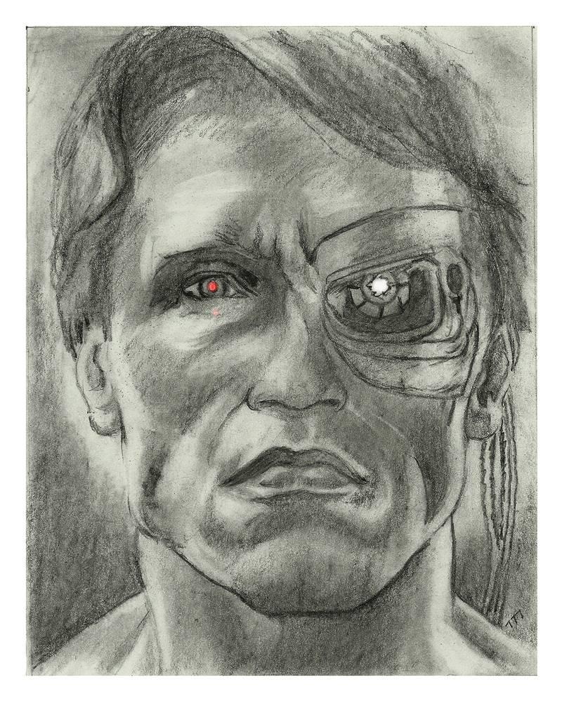 Arnold Schwarzenegger por nev777